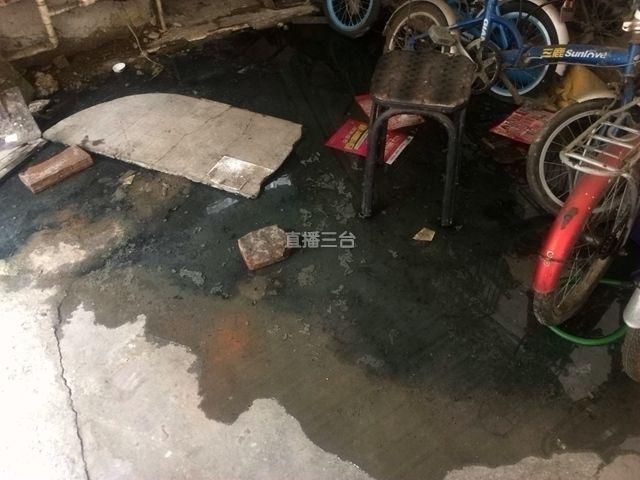 老旧小区下水道堵塞居民盼解决