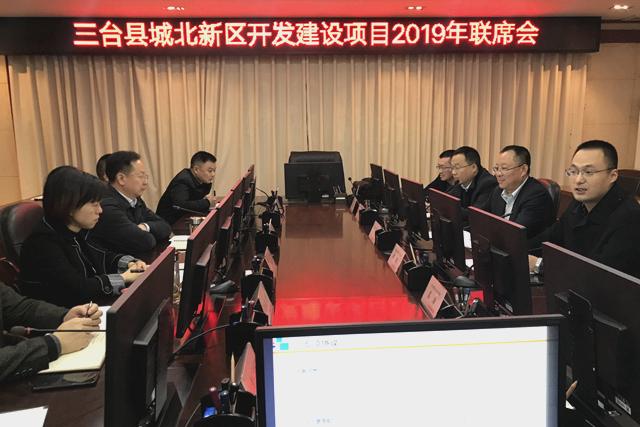 李昊天会见长虹集团常务副总经理