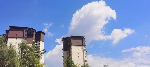 三台生活圈|蓝天白云发现三台不