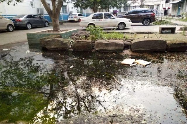下水道堵塞一个月社区调解终疏通