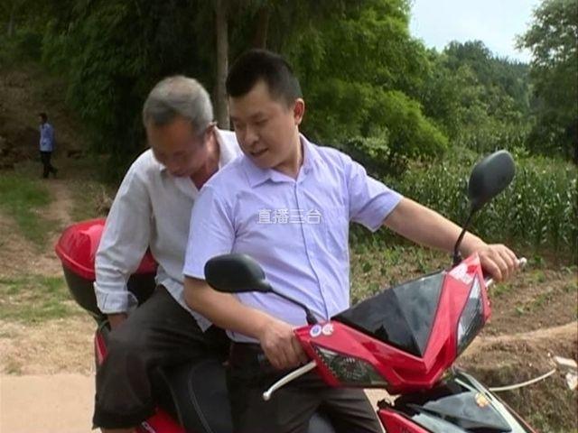 【健康卫士】刘志龙——摩托车成